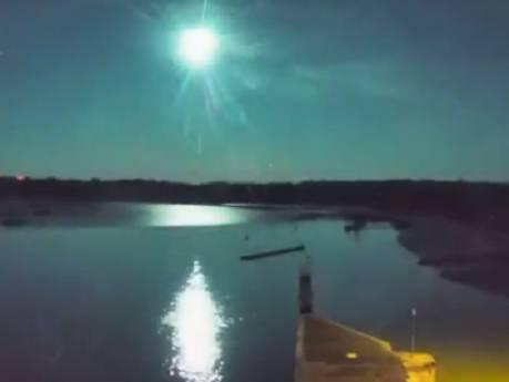 Un impressionnant météore aperçu en Bretagne