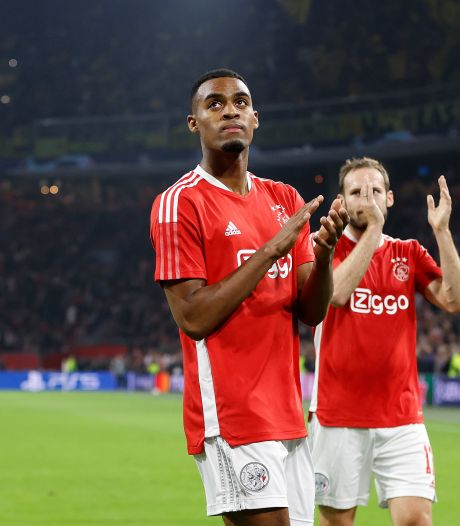 Jeugdopleiding Ajax voert ranglijst aan met meeste spelers in Europese competities
