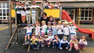 Kleuters van De Rank vieren einde 'kleutercarrière' met eerste overnachting