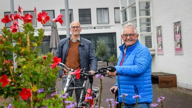 Grondlegger Herfstfiets4daagse Hof van Twente voor de allerlaatste keer zelf op de pedalen