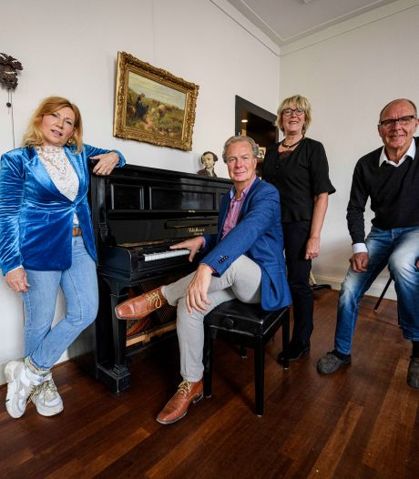 Tafelen en luisteren tijdens Operadiners in Hengelo: 'Een beetje André Rieu Light'
