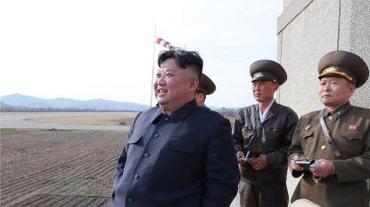 Noord-Korea test nieuw 'tactisch wapen'