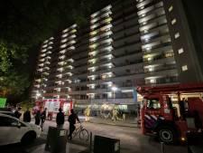 Keuken van flatwoning loopt zware schade op bij brand in Ede