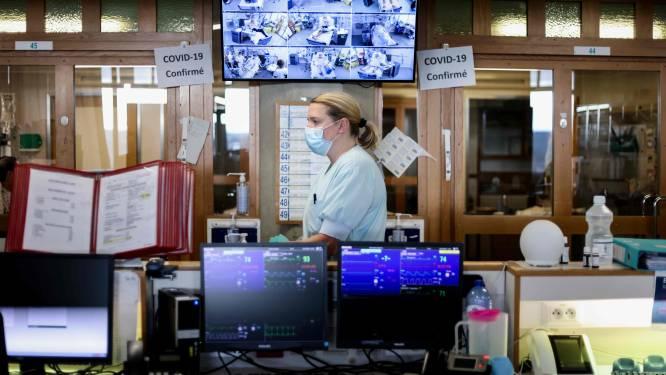 """Biostatisticus Kurt Barbé: """"Met dit groeipatroon doorbreken we op 9 november de symbolische grens van 10.000 hospitalisaties"""""""