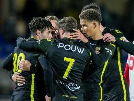 Go Ahead Eagles klimt naar derde plaats door krappe zege op Jong FC Utrecht