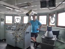 Vlissings museumschip Mercuur op zaterdagen te bezichtigen