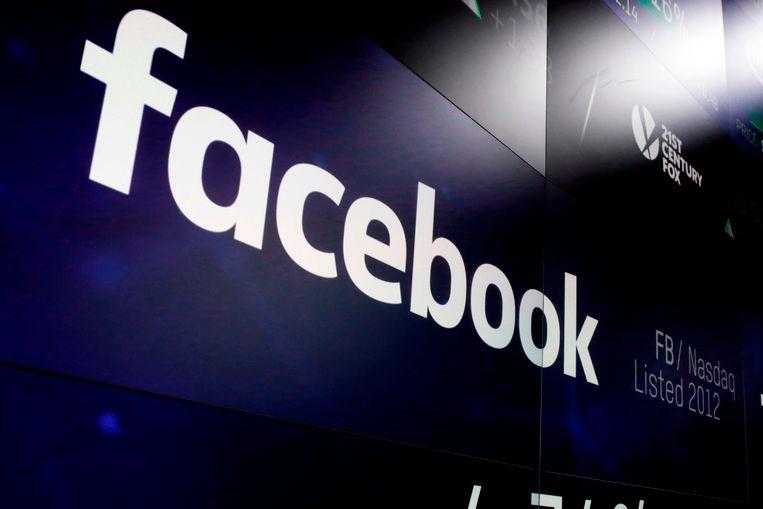 Facebook. Beeld null
