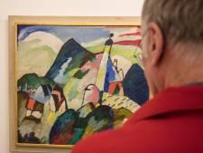 Kans dat Van Abbemuseum 'geroofd' topstuk van Kandinsky moet teruggeven neemt toe