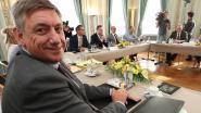 Formateur Jan Jambon (N-VA) start Vlaamse regeringsonderhandelingen op