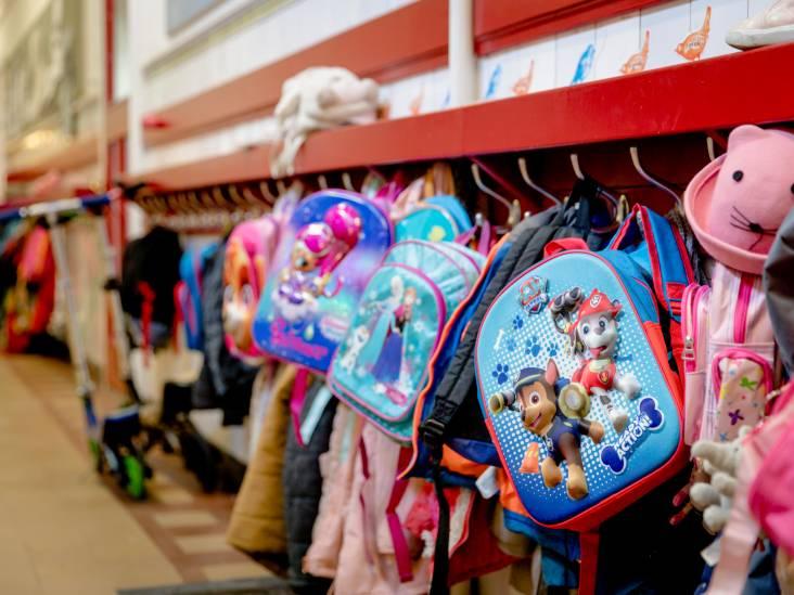Mijn jongste dochter kent de route naar de kinderopvang, maar dit keer is het anders