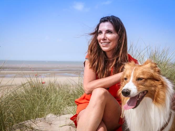 """Saartje Vandendriessche keert terug naar de duinen waar ze als kind speelde: """"Hier beleefde ik de gelukkigste tijd van mijn leven"""""""