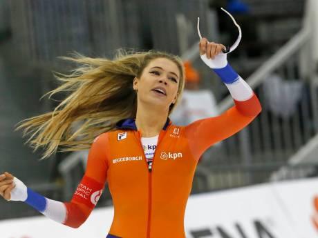 Jutta Leerdam: diva, beest en wereldkampioene in één