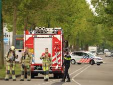 Omgeving rond woonboulevard in Veenendaal afgesloten na gaslek