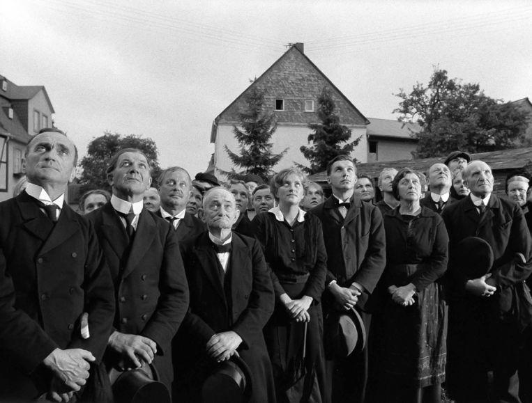 Personages uit Heimat Beeld -