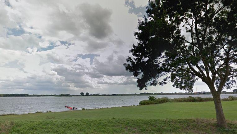 De Ouderkerkerplas. Beeld Screenshot Google Streetview