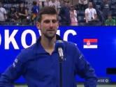 """""""Je ne veux pas en parler!"""": Djokovic stoppe une interview après une énième question sur le Grand Chelem calendaire"""