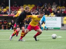 Oud-PEC Zwolle speler Shaquile Woudstra trekt tegenwoordig ten strijde als soldaat voor Defensie en Rohda Raalte