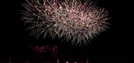 Grote vuurwerkshow tijdens de jaarwisseling gaat mogelijk Zutphen sieren