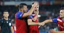 Ricky van Wolfswinkel is vastberaden om weer te gaan scoren voor FC Basel.