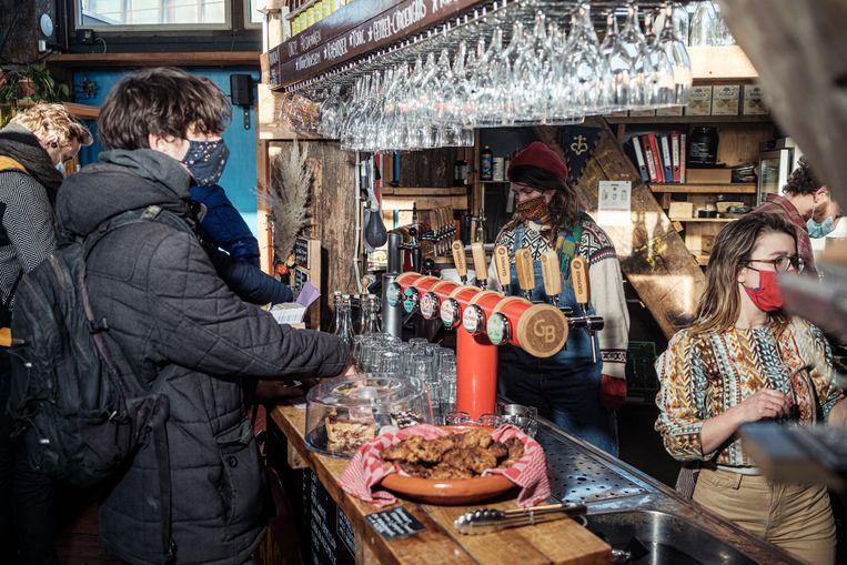 Café de Ceuvel. Beeld Jakob van Vliet