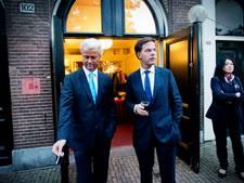 PVV en VVD gelijk op met ieder 22 virtuele zetels, CDA komt dichterbij