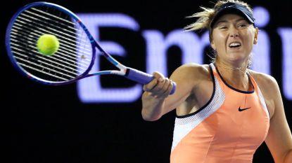 Sharapova laat verstek gaan voor Roland Garros - Regen steekt stokje voor duel van Goffin in Rome