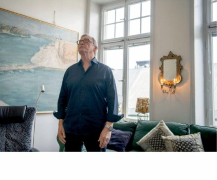 Vader Klas Bergling: 'Door die geruchtmakende documentaire over mijn zoon beseffen mensen niet dat hij in de laatste fase van zijn leven wél weer gelukkiger was' Beeld