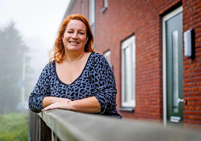 Sandra van de Werken (42).
