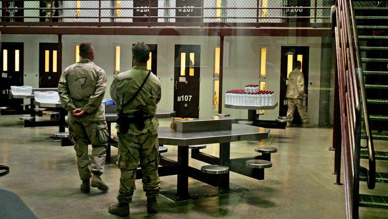 Guantanamo Bay. Beeld ASSOCIATED PRESS