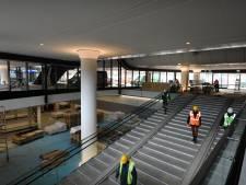 Op het nieuwe station Driebergen-Zeist word je uitzicht op het theehuis niet meer verstoord door voorbijrazende intercity's