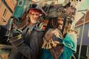 De Piraten van Hiernaast Tygo Gernandt Egbert-Jan Weeber