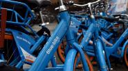 15 extra Blue Bike-deelfietsen aan station