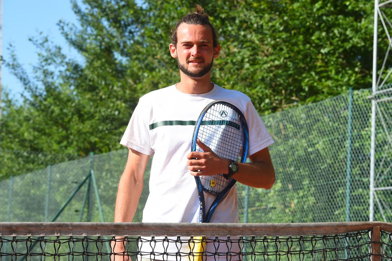 David Van Moer (25) heeft van zijn hobby zijn beroep kunnen maken als fulltime trainer op TK De Berken.