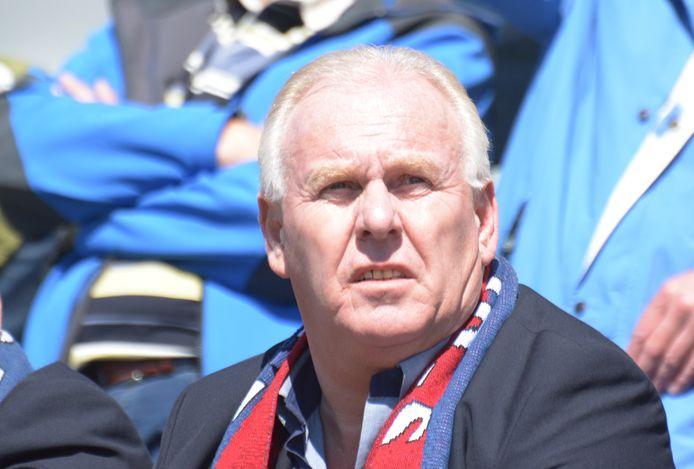 Leo van der Lans, voorzitter van FC 's-Gravenzande.