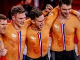 Gouden baanrenners: bodybuilders op de fiets, ploeggenoten én elkaars grootste concurrenten