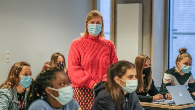 """Leerlingen en personeel Rhizo-scholen moeten weer mondmaskers dragen: """"Om lessen maximaal te laten doorgaan en zorg niet onder druk te zetten"""""""