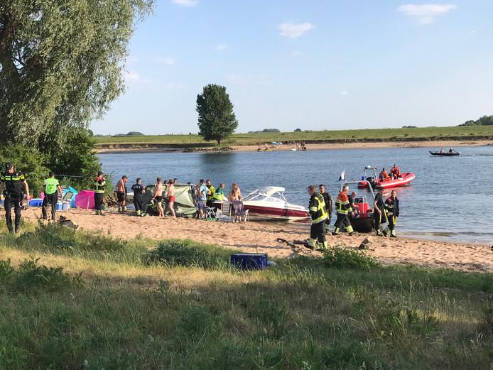 De 14-jarige Levi Thoonen kwam zaterdag om het leven na een een aanvaring met een jetski.