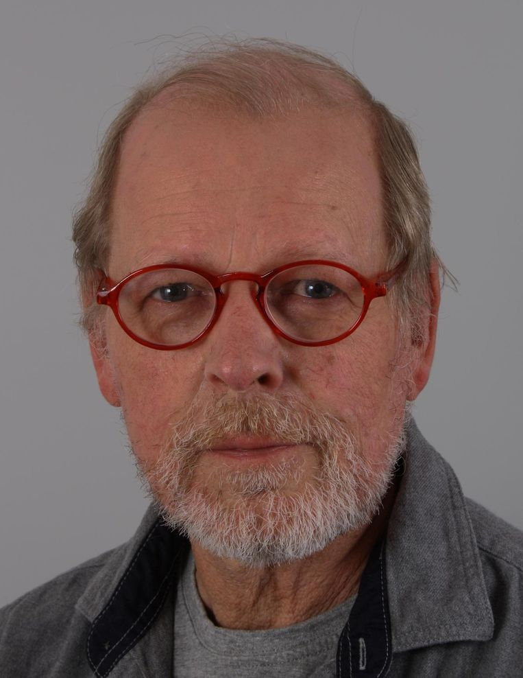 André Doorlag is psycholoog. Beeld