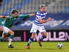 De Graafschap-aanvaller Seuntjens praat niet met de media op weg naar kraker tegen NAC Breda