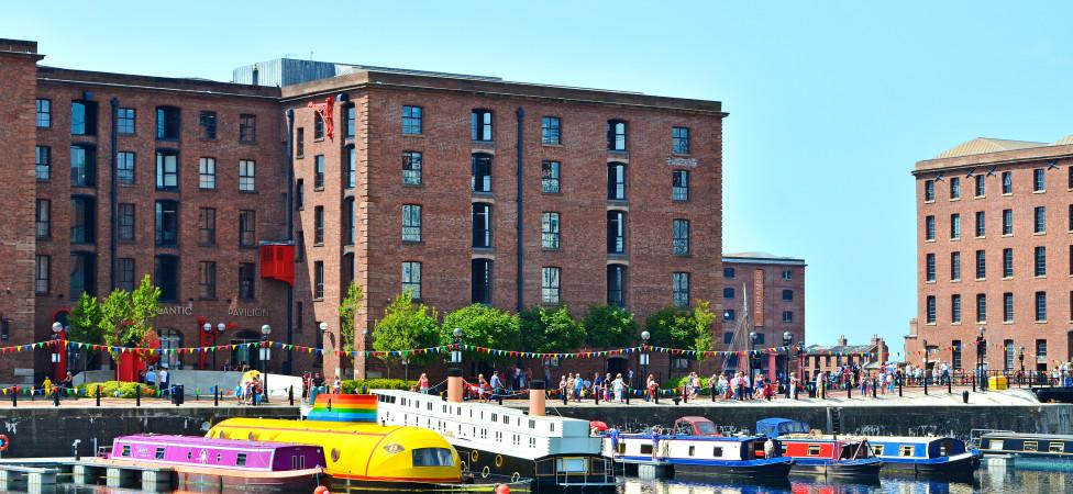 Liverpool is hot - en niet alleen door het voetbal en The Beatles
