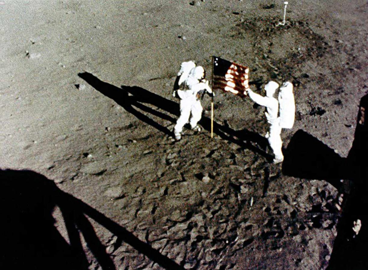 Scott Millican is ervan overtuigd dat er over een paar jaar weer mensen op de maan lopen.