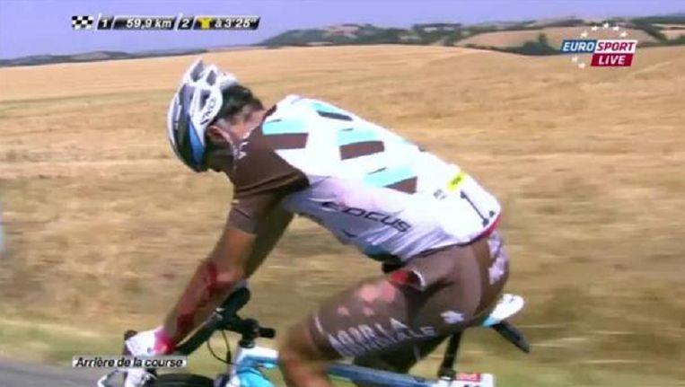 null Beeld Twitter Tour de France