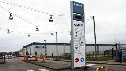 158 ontslagen bij Philips in Turnhout
