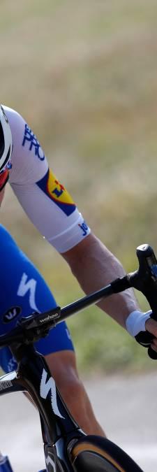 LIVE | Cavagna eenzaam aan de leiding in etappe voor de sprinters
