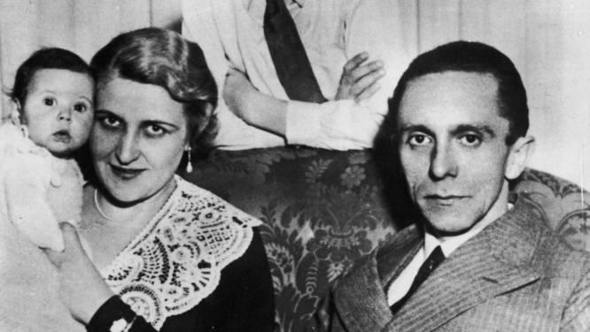 Was de first lady van de nazi's joods?