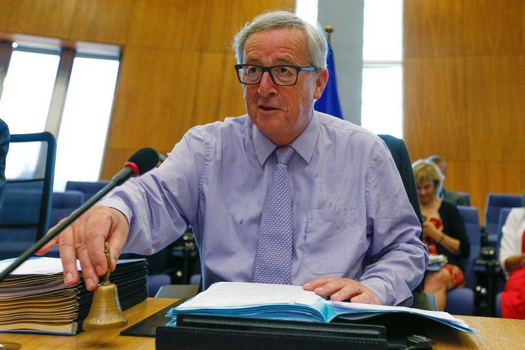 Jean-Claude Juncker Beeld anp