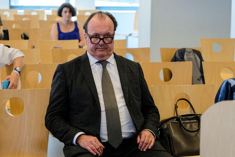 Jeff Hoeyberghs spande een kortgeding aan tegen de coronamaatregelen van de Belgische regering