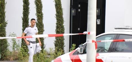 Ook kinderen vastgebonden bij overval op woning van PSV-spits Zahavi