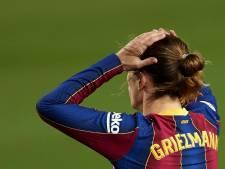 Koeman ontkent aanvaring met Griezmann: 'Hij had geen straf'
