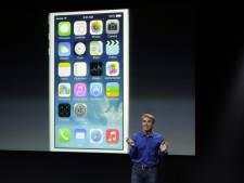 Apple prend des risques avec l'iOS7
